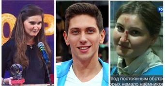 «Юркисс отзависти сгрыз медаль»: Анастасия Попова получила премию за«особняк Навального», считают пользователиСети
