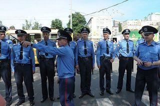 Милиция установила лиц, причастных к массовым беспорядкам в Донецке