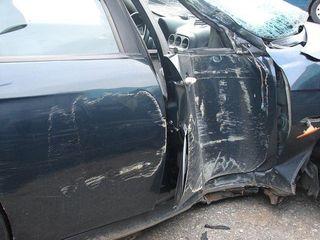 В Гродно нетрезвая женщина на Alfa Romeo врезалась в Renault