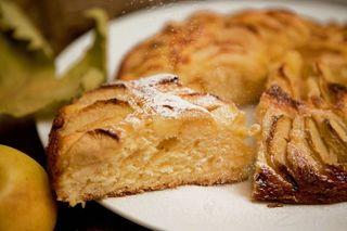 Яблочный пирог   Фото: Zira.us