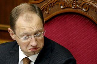 Верховная Рада не рассмотрела отставку Арсения Яценюка