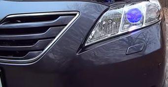 Машина— «пушка-петарда»: Показана Toyota Camry XV40, дающая фору «современникам»