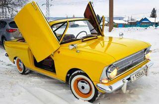 «Москвич». Фото: сообщество «Классические автомобили» во«Вконтакте»