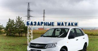 «Гранта»— жертва Матаки: Капиталку мотора LADA Granta после сельских мастеров показал механик