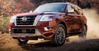 «Крузак» уже неактуален: Nissan представляет дешёвый исовременный Armada 2021
