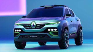 Фото: Renault Kiger, источник: Renault
