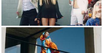 В стиле «вечериночки»: Как повторить образы Брежневой из клипа