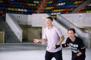 Дмитрий Соловьев и Ольга Бузова. Источник: Instagram dmitry_solovyev