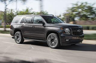 Фото: Chevrolet Tahoe, источник: Chevrolet