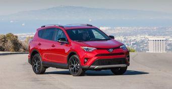 В сентябре на рынке России выросли продажи автомобилей Toyota