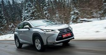 Lexus отзывает из России 19 тысяч кроссоверов NX