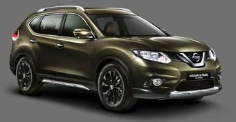 Nissan X-Trail обзавелся особой версией Aero Edition