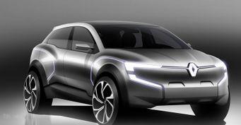 XRay Xбудет таким: Первый взгляд нановый Renault Sandero раскрыл внешность кроссовера LADA