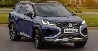 Развенчиваем кроссовер LADA Slava набазе Nissan Pathfinder 2021: Только Renault, только хардкор