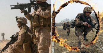 США стягивают войска повсему миру для противодействия Китаю