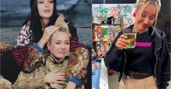 Дети участвовали валкогольном балагане: Настя Ивлеева иКлава Кока устроили пьяный финал «З.Б.С-шоу» перед несовершеннолетними