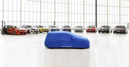 Опубликованы тизеры хот-хэтча Volkswagen для Worthersee