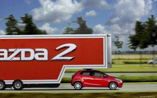Хэтбек Mazda 2 приступил к тестам нового поколения