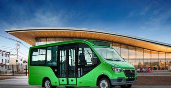 Преимущества нового городского автобуса «GAZelle City»