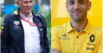Хельмут Марко намекнул, что Red Bull присматривается к двигателям Renault
