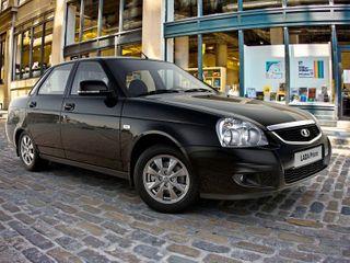 Lada Priora limited edition получит новый 1,8-литровый двигатель