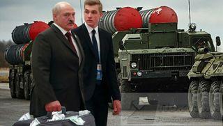 Фото: Лукашенко продал США российские ЗРК С-300, pokatim.ru