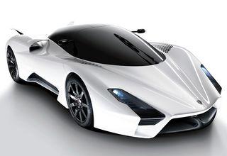 SSC Tuatara - от компании Shelby Super Cars