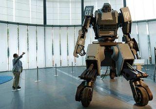 """В России создадут уникального робота-""""аватара"""""""