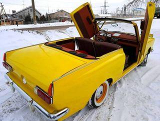 «Москвич». Фото: сообщество «Классические автомобили»