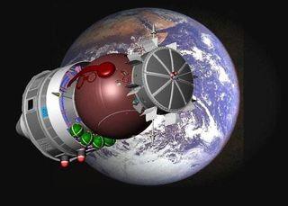 Биоспутник Фотон-М с живыми организмами на борту стартовал с Байконура