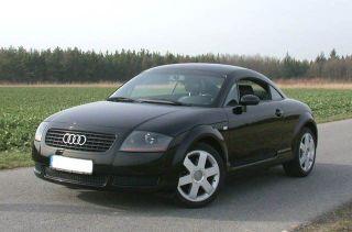 Самой обсуждаемой в интернете машиной стала купе Audi TT