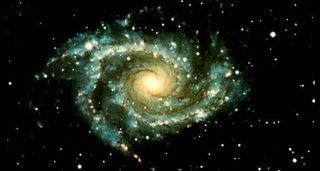 Hubble сделал снимок необычной спиральной галактики NGC 3081