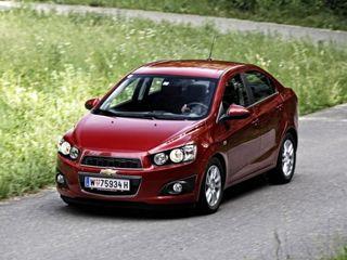 Фото: Chevrolet Aveo T300, источниик: Chevrolet