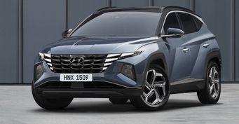 Превзошёл ожидания: Гибридный Hyundai Tucson 2021 рассекречен полностью