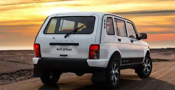 Вернулась, ноненадолго: «АвтоВАЗ» перезапустил сборку 5-дверных LADA Niva Legend