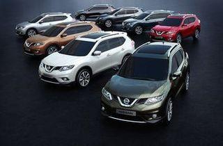 В России в июле упали продажи Nissan на 21%