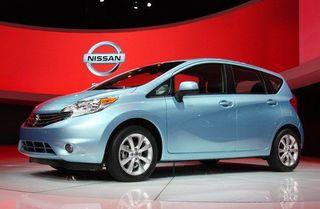 Продажи Nissan Note прекращены на российском рынке