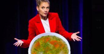 Суп по-Армянски: Фирменное блюдо Натальи Еприкян изComedy Woman