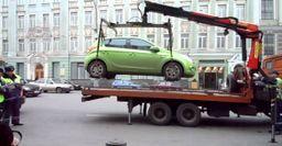 Воронежцев начнут оповещать о эвакуации автомобилей на штрафстоянку