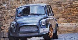 Всё «смешалось» в гараже: Тюнинг-проект ЗАЗ-968 RSL – от «Нивы» и «Трёшки» до Infiniti и BMW