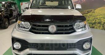 «Это позор»: Автолюбители освистали увешенный «допами» УАЗ «Патриот» за1,8млн