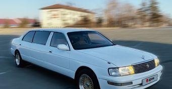 Вторая жизньToyota Crown: Лимузин «для суперзвезды» собрали народные умельцы