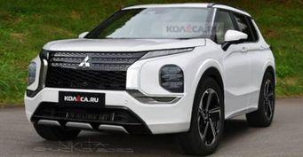 Пальцем внебо: Развенчаем фантазии блогера оновом Mitsubishi Outlander 2021 для России