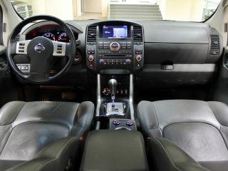Салон Nissan Pathfinder III