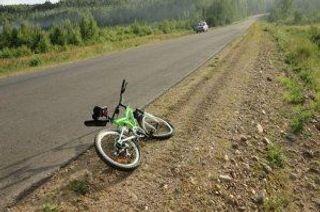 В Тверской области ребенок на велосипеде попал под мопед