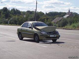 В Рыбинском районе произошло ДТП, есть пострадавшие