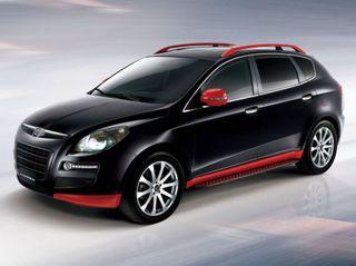 В Петербурге будет представлен автомобиль Luxgen