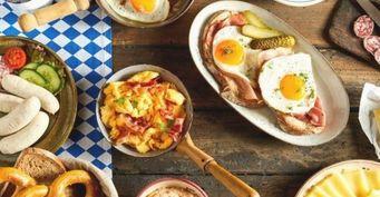 Немецкая кухня: обычаи и традиции