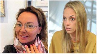 Морозова стала домохозяйкой, а Сысоев вынуждена рекламировать косметику. Коллаж автора «Покатим»
