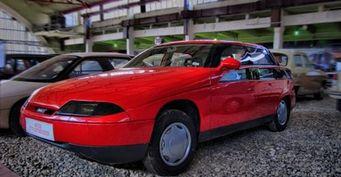 Представлен ТОП-5 уникальных советских авто, не добравшихся до конвейера